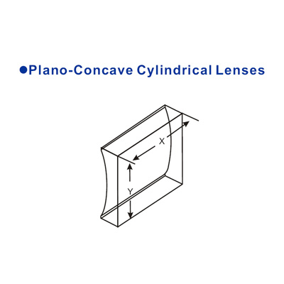 Plano-Concave Cylindrical Lenses
