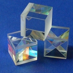 High Precision Glass X-Cube and RGB Prisms